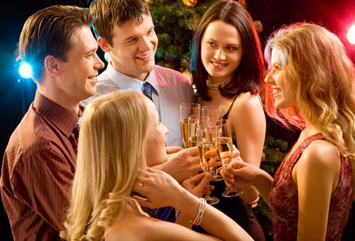 New Years Eve Swingers Parties