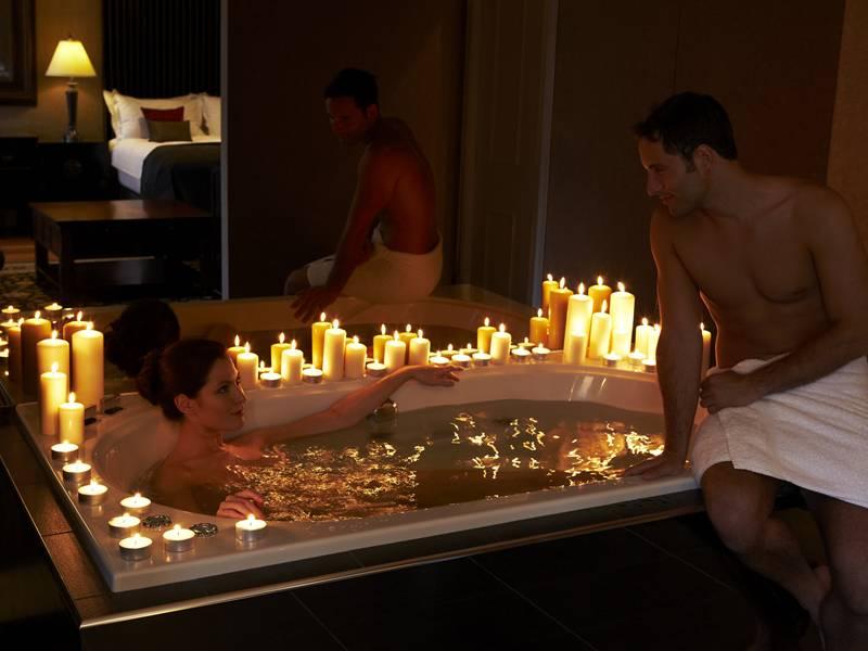 Смотреть романтический секс в отеле